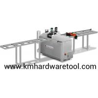 Buy cheap Free Shipping KM-363D  Thermal-Break Profile 45 Cutting Machine product