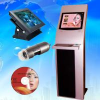 China Digital Skin Analyzer Machine For Acne Test and oil , LCD Analysis Machine wholesale
