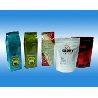 Color Printed Packaging Coffee Bags with Degassing Valve