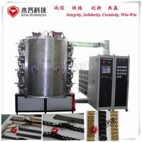 Buy cheap High Reflective Hard Chrome Plating Machine For Watch Parts IPG Gold / Black Coating product