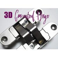 Buy cheap 180 Degree Zama Concealed Heavy Duty Hidden Hinges 3d Adjustable Hinge product