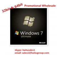 Buy cheap Microsoft Ultimate Windows 7 Product Key Codes Free Download 32bit And 64bit product
