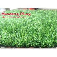 Buy cheap UV Resistant Artificial Turf Grass , Outdoor Artificial Grass For Playground Garden product