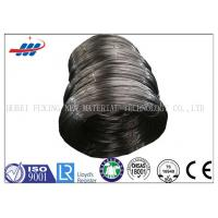 Buy cheap 1520-1720MPA High Carbon Steel Wire , Annealed Iron Wire For Automobile Spring product