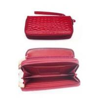 China supply New Popular Red Womens Tote Wallet Bag Coin Purse 8570 on sale