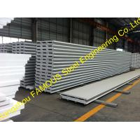 Fiberglass Rockwool Insulated Sandwich Panels
