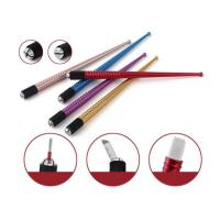 Buy cheap Colorful Lightweight Manual Permanent Tatoo Pen For Eyebrow / Lip Operation product
