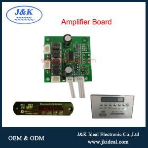 Buy cheap Tablero aux. del amplificador audio del bluetooth del usb SD del fm de JK-AMP 2ch*15w con el módulo mp3 product