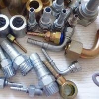 Buy cheap Metric Hydraulic Hose Fittings with Female 60 Cone product