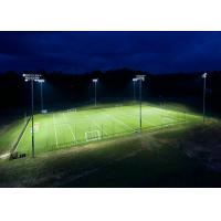 China Sustainable LED Sports Ground Floodlights 720W IP66 140lm / W Water Mist Cleared on sale