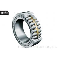 Buy cheap Double Row Spherical Roller Bearings 21319CCW33 Gcr15 , Brass cage Bearing product