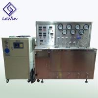 Buy cheap Full Automatic Oil Extraction Device 50Mpa Supercritical Co2 Extraction Machine product