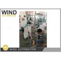 Buy cheap Needle Winding Ceiling Fan Motor Winding Machine For Production Prototypes Stators product