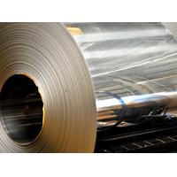 Buy cheap Grade 304 430 Stainless Steel Coil, PED / ISO Standard Cold Rolled Steel Coil product
