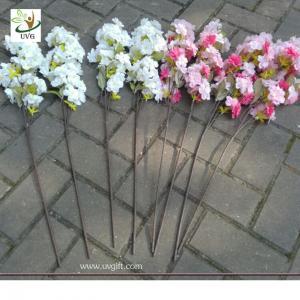 Buy cheap UVGの結婚のテーブルの装飾CHRのための人工的な桜が付いているプラスチック ツリー ブランチ product