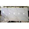 Buy cheap Rectangular 7% Resin Quartz Stone Countertops For Bathroom from wholesalers