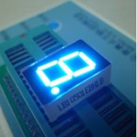 Quality Single Digit 7 Segment Led Display Common Anode 14.2mm Height Long Life Time for sale