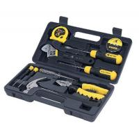 Buy cheap 11 pcs household tool set ,with pliers/wrench/ screwdrivers/hammer/tape product