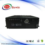4 vídeo del registrador del sistema de seguridad en el hogar de la TARJETA MDVR 3G 4G GPS Wifi de VGA 720P Ahd SD del canal para el coche