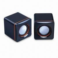 Buy cheap Computer USB Speaker with 4Ω Impedance and Exquisite Design product