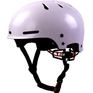 China Raw Shell Color Urban Bike Helmet For Skateboarding , ODM Skateboard Safety Gear wholesale