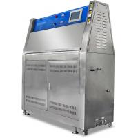 China Light UV Accelerated Aging Chamber Nichrome Heating System Environmental wholesale