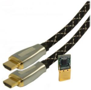 Buy cheap 20 ft de cabo de alta velocidade da ELITE HDMI com o ouro dos ethernet 18Gbps 28AWG chapeado product