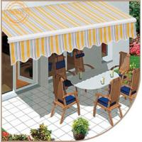 China Retractable Arm Awning on sale