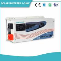 Buy cheap Single Phase 12VDC Solar Power Inverter High Reliability Low Power Consumption from wholesalers