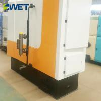 Buy cheap Reliable performance fully automatic feed water 600kg wood fired steam boiler for textile industry from wholesalers