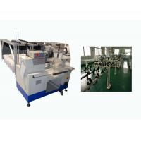 China Automatic Cooling Ceiling Fan Stator Winding Machine SMT - R350 on sale