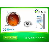 Buy cheap Non Cross Linked Ophthalmic Sodium Hyaluronate Gel For Intraocular Injection product