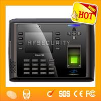 Buy cheap Large Capacity Web Server Fingerprint Time Attendance (HF-IClock700 ) product