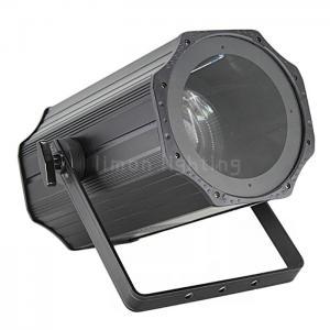 Buy cheap Indoor DMX 200W Warm White & Cool White Zoom COB LED Studio Par Lights product