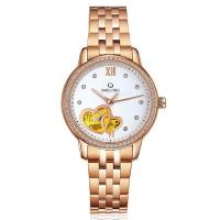 Buy cheap Luxury women automatic mechanical stainless steel chain wrist watches product