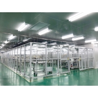Buy cheap Class 1000 SUS 304 Frame Modular Clean Room Facility product