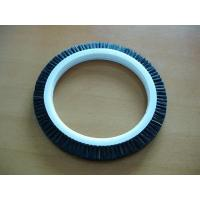 Buy cheap Bristles Babcock Brush Wheel Lightweight for Stenter Machinery Parts product