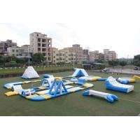 Buy cheap Giant Outdoor Inflatable Water Park Customized Size CE UL SGS airtight water games on sale product