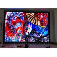 Buy cheap High Brightness P3 Stage LED Screens With 576*576mm Die - Casting Aluminum product
