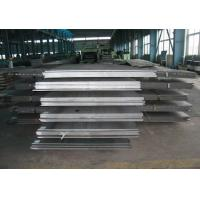 Buy cheap 1200mm - 1800mm Width SS400, Q235, Q34 Hot Rolled Checkered Steel Plate / Sheet product