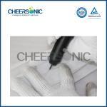 Buy cheap HUC800 Ultrasonic Textile Cutting Machine , Ultrasonic Cutter For Fabric / Wallpaper product