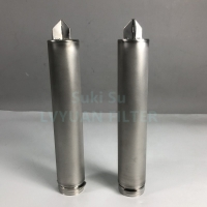 Buy cheap Sintering sus powder metal 316 L filter 022 0.22 0.2 1 3 10 25 product