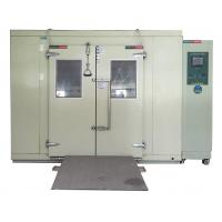 Buy cheap Temperature Humidity Controlled Big Environmental Test Chamber with Slope product