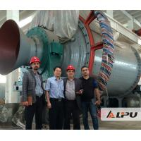 Buy cheap Trunion Bearing Ball Milling Equipment 35rpm Rotary Speed product