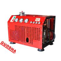 Buy cheap Diving pressure breathing air compressor 200bar  china gsv100 product