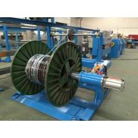 Buy cheap Automatic Tension Control Wire Extruder Machine With Security Protection product