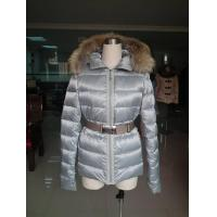 Buy cheap Ladies fashionable down jacket product