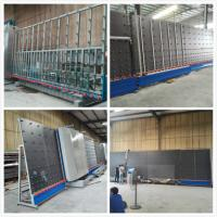 Buy cheap Fully Automatic Insulating Glass Vertical Double Glazing Equipment/Production Line,Full Automatic Insulating Glass Line product