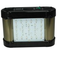 Buy cheap Greenhouse 81w Dimmable LED Grow Lights Hydroponic Plants Grow Factory For Veg Bloom Flowering PAR product