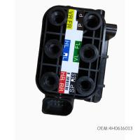 Buy cheap Front Air Compressor Valve Block For Audi A6 C7 A8D4 Air Spring Air Suspension Valve 4H0616005C product